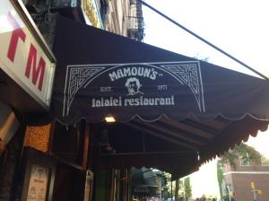 Mamoun's Restaurant