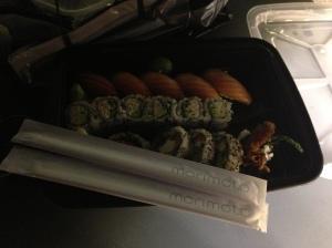 Sushi from Morimoto
