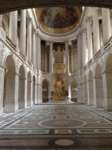 The Royal Chapel of Versailles