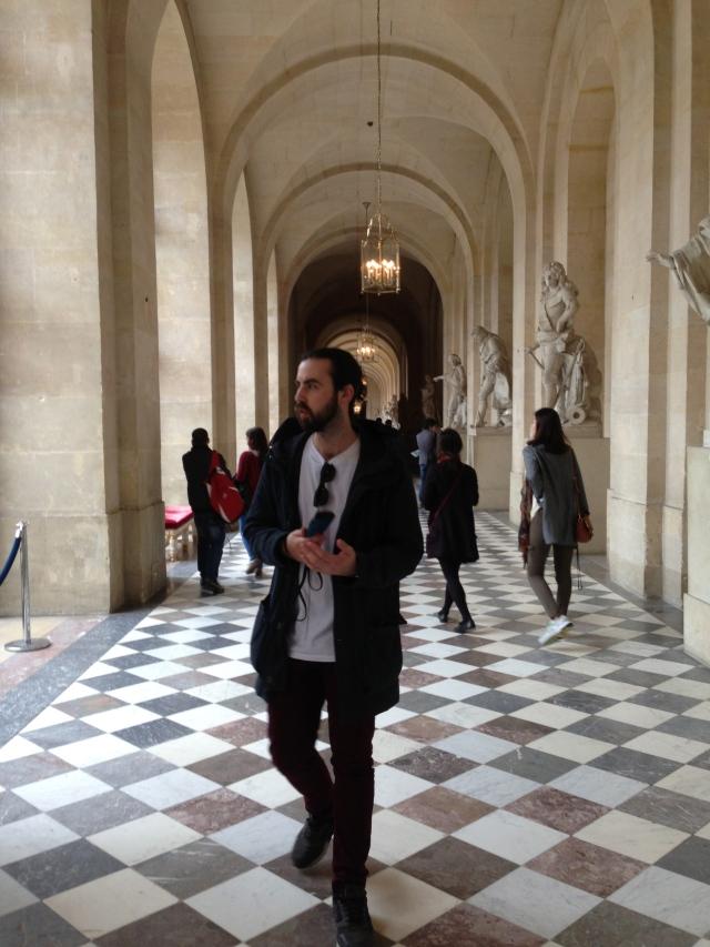 France   nicky abroad