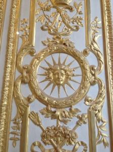 close up of a door