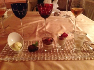 Dessert at Cortona