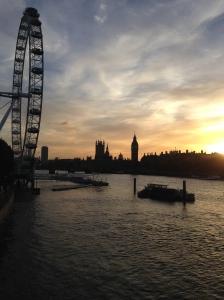 English landmarks