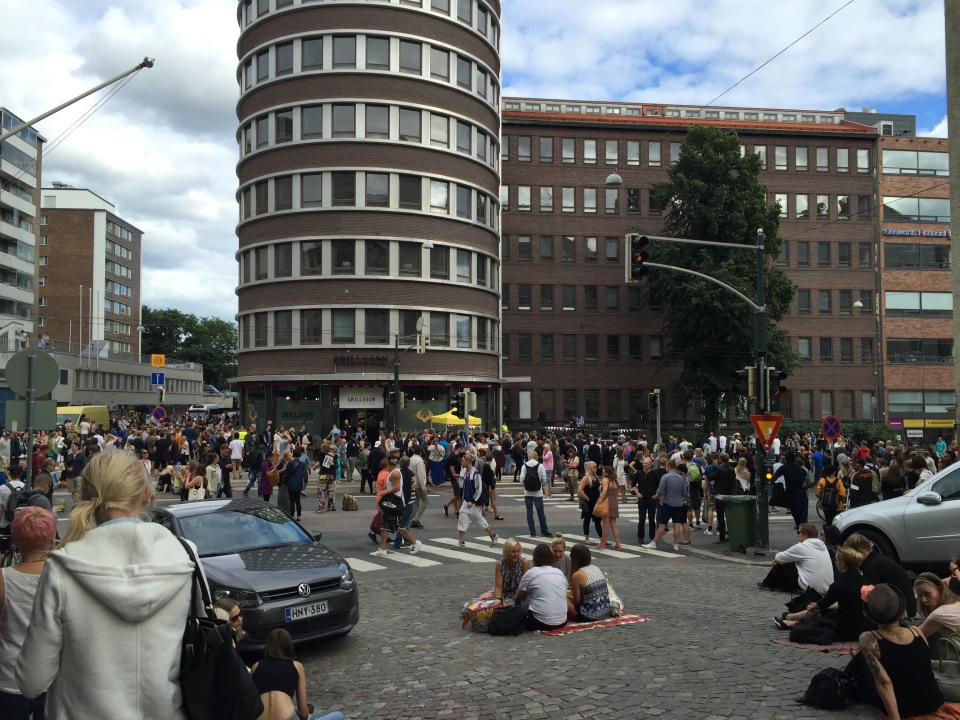 Helsinki Block Party